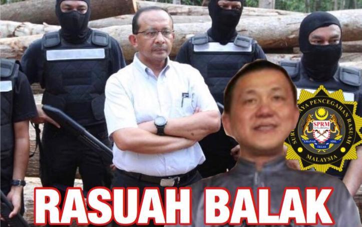 RASUAH BALAK LLT