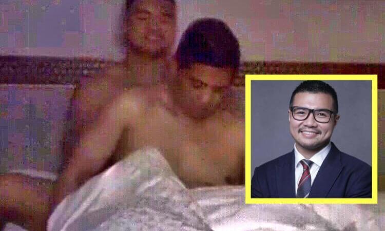 Mengejutkan! rakan homoseks Azmin adalah Haziq SUSK Timbalan Menteri?